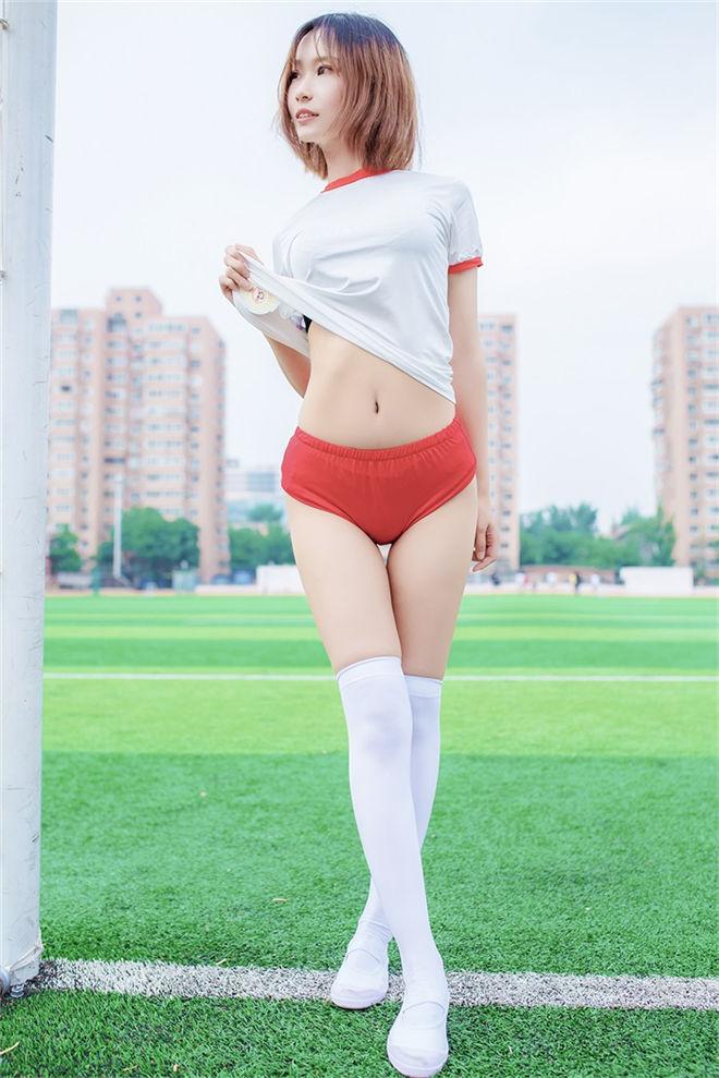 风之领域-No.142体育场上的少女[42P/221MB]