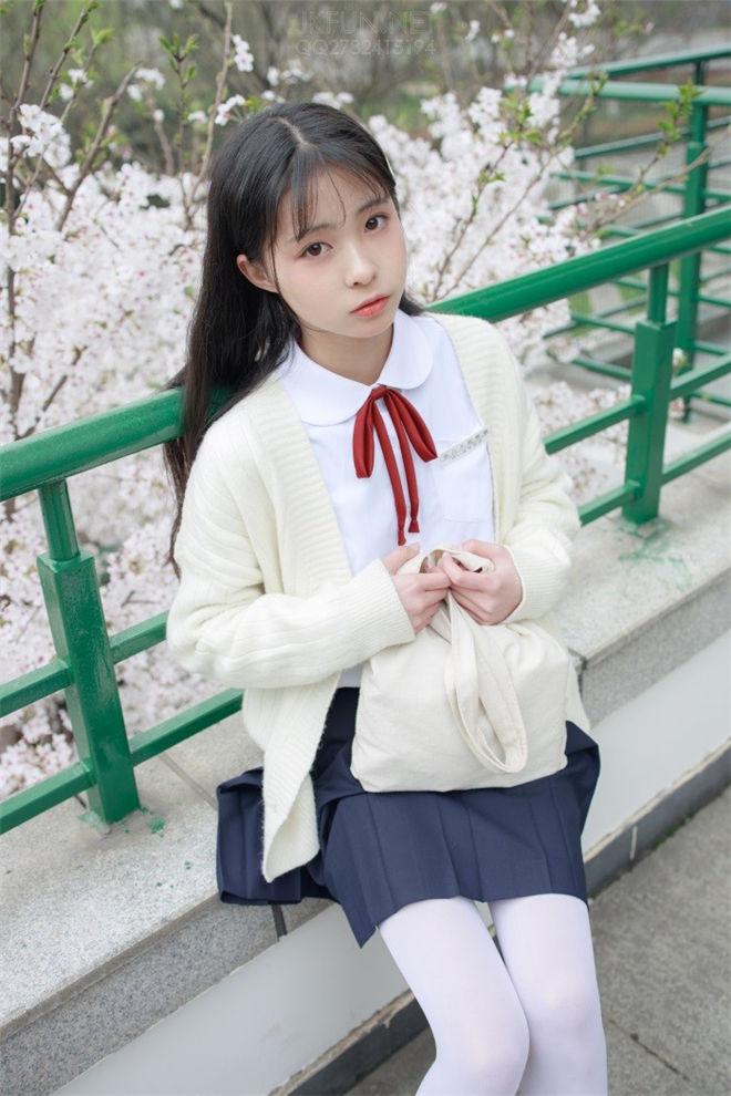 森萝财团-JKFUN-001甜米[127P/1V/2.61GB]