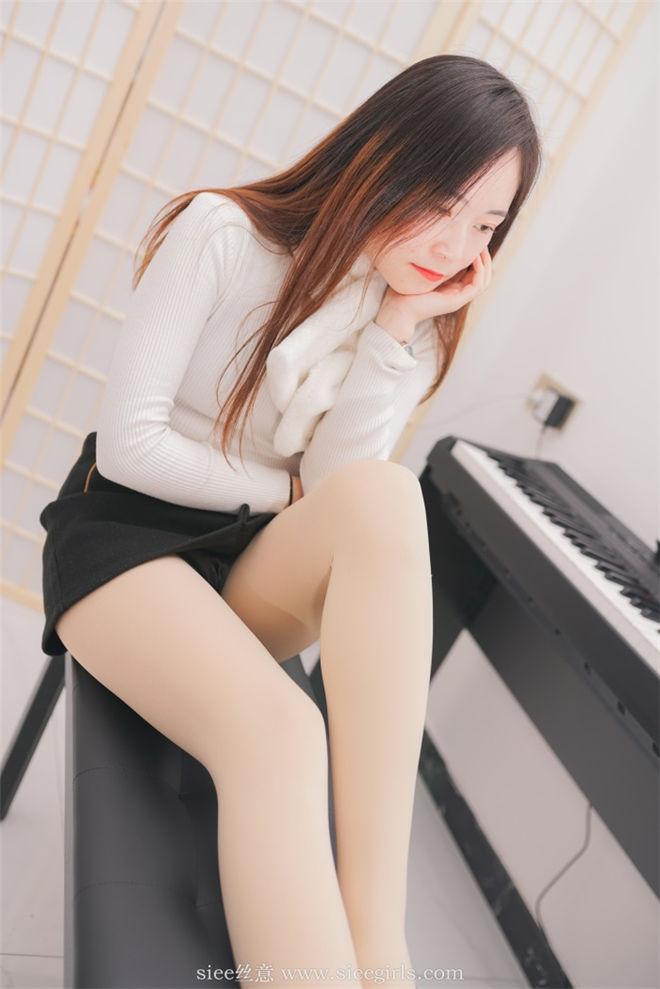 SIEE丝意-No.409瑶瑶倾听沉睡的音符[85P/190MB]