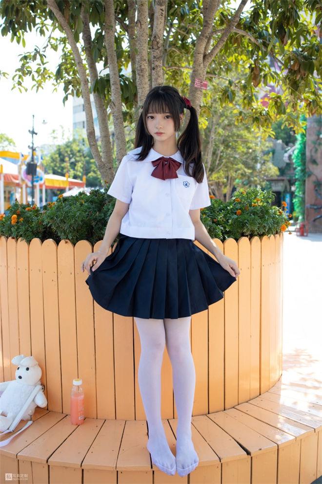 森萝财团-JKFUN-026默陌雪糕游乐园[75P/1V/2.05G]