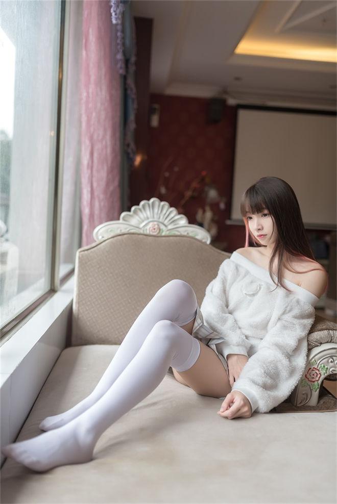 风之领域-No.013清纯的白丝小姐姐[49P/78.3MB]