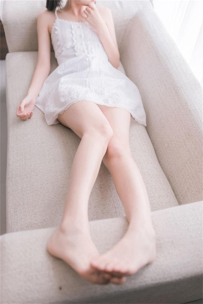 风之领域-No.084白色的睡衣裙[47P/192MB]