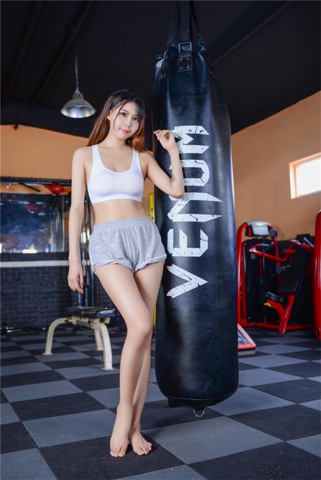 风之领域-No.199爱健身的女孩[42P/858MB]