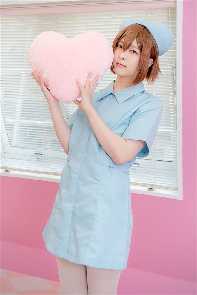实习小护士-白丝护士装[53P/46.4MB]
